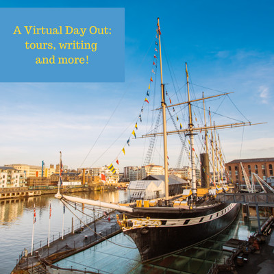 Virtual Day Out: Brunel's SS Great Britain at *VIRTUAL* Brunel's SS Great Britain in Bristol
