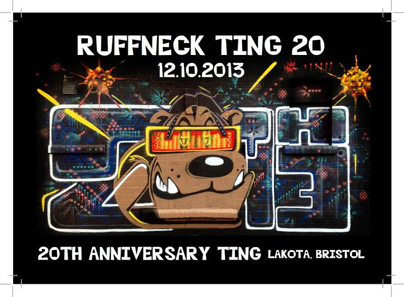 ruffneck ting records