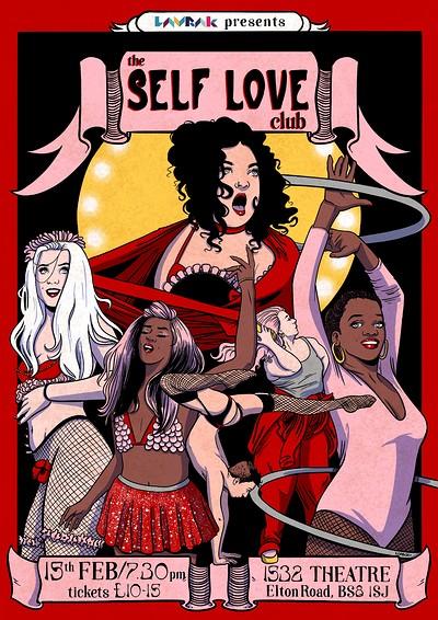The Self Love Club - Cabaret at 1532 Theatre in Bristol