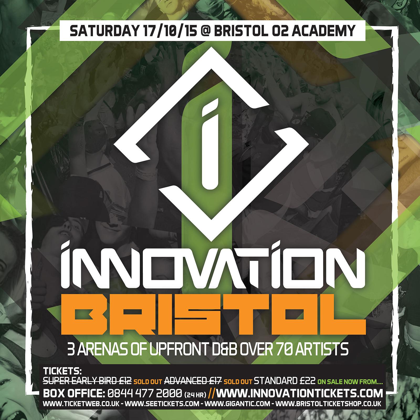 Northern Lights Arena Schedule: Innovation Bristol, O2 Academy