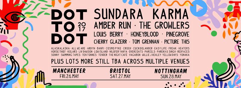 Dot To Dot Festival at Various Venues