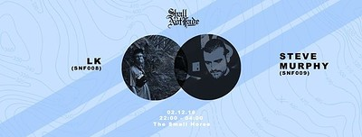 Shall Not Fade 008 // LK & Steve Murphy tickets