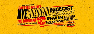 NYE Hoedown tickets