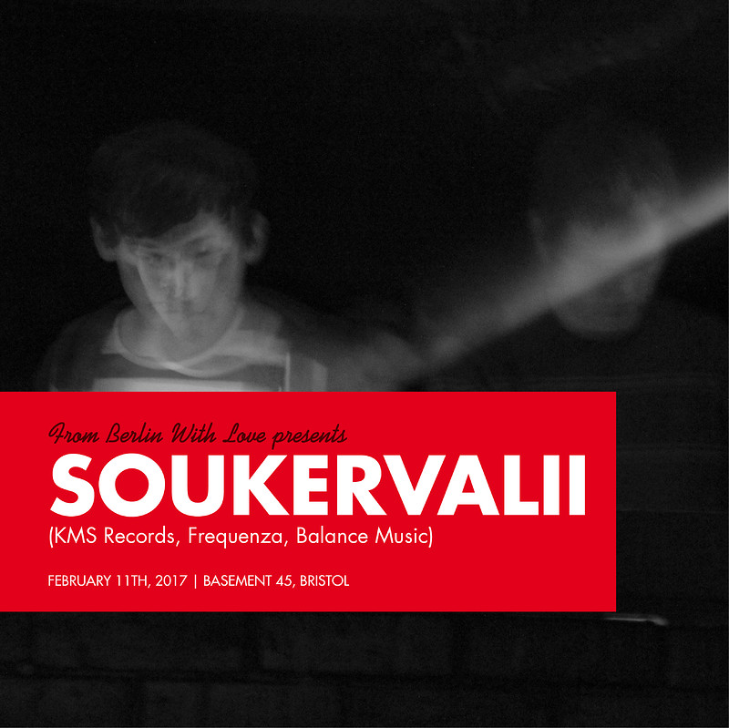 Soukervalii at Basement 45