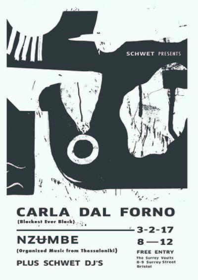 Carla dal Forno, Nzʉmbe & Schwet DJs tickets