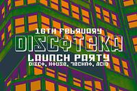 Discoteka Launch in Bristol