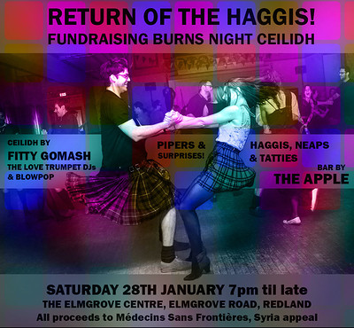 Return of the Haggis tickets