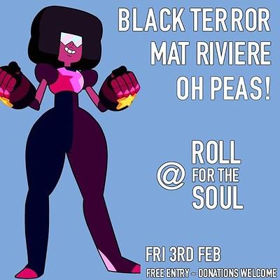 Black Terror tickets