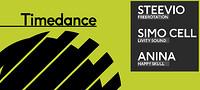 Timedance - Steevio (live), Simo Cell, Anina in Bristol