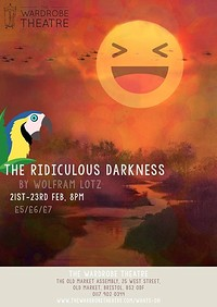 Spotlights Presents: The Ridiculous Darkness in Bristol