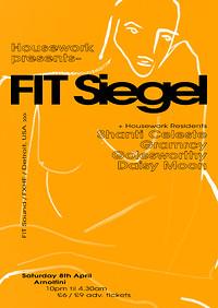 Housework w/ FIT Siegel (FIT Sound, FXHE, Detroit) in Bristol