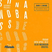Alternate » SunandBass Recordings 2017 in Bristol