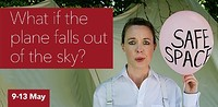 What if the plane falls out of the sky? in Bristol