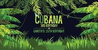 Cubana's 3rd & Lakota's 25th Birthday's! in Bristol