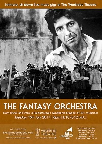 The Fantasy Orchestra tickets