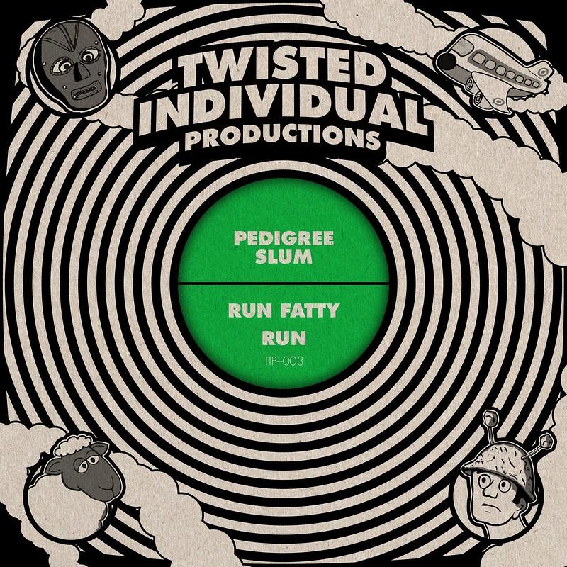 Twisted Individual at Thekla