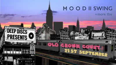 Deep Discs Presents: New York's Movin'  tickets