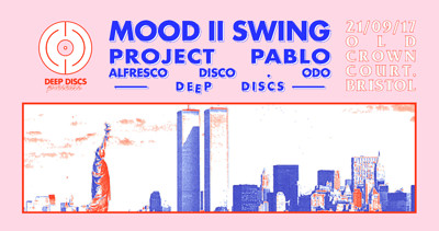 Deep Discs presents New York's Movin' tickets