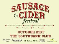 SouthBank Sausage & Cider Festival! in Bristol