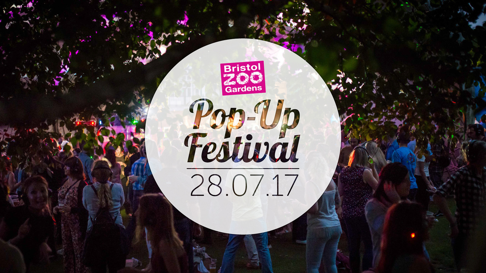 Pop Up Zoos : Bristol zoo s pop up festival gardens