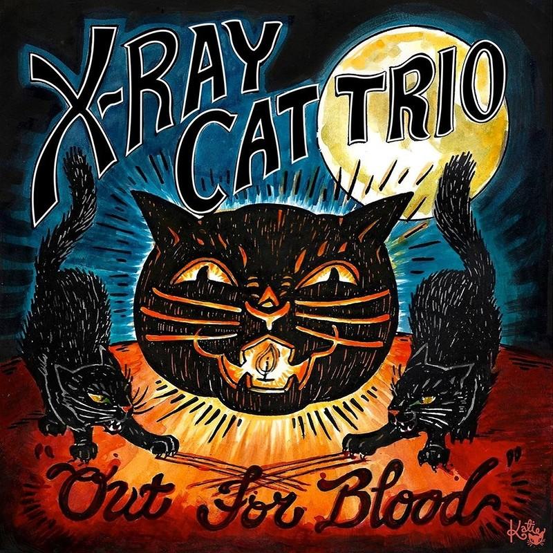 The Surfin' Birds + X-Ray Cat Trio // Wo in Bristol 2017