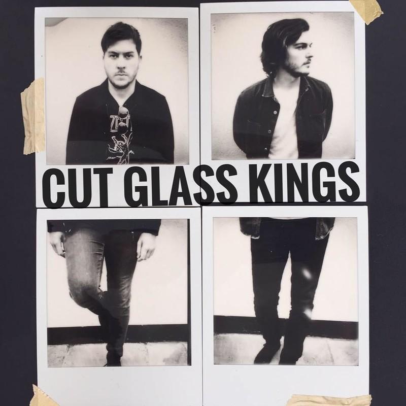 Cut Glass Kings, Insomnichord & Hush Mozey at The Louisiana