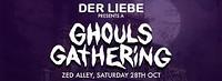 Der Liebe Presents: Halloween Special in Bristol