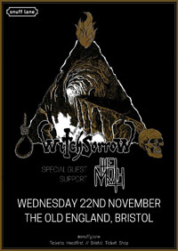 Witchsorrow // The Moth in Bristol