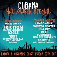 Cubana Halloween Special in Bristol