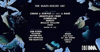 In:Motion / The Blast: Boxing Day Special in Bristol