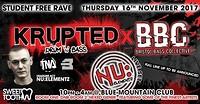 KRUPTEDxBBC - Nu Elementz in Bristol