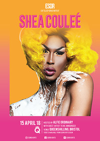 ESDR presents Shea Coulee (Bristol 14+) in Bristol