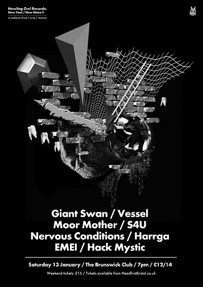 New Year / New Noise 5 (Night Two) tickets