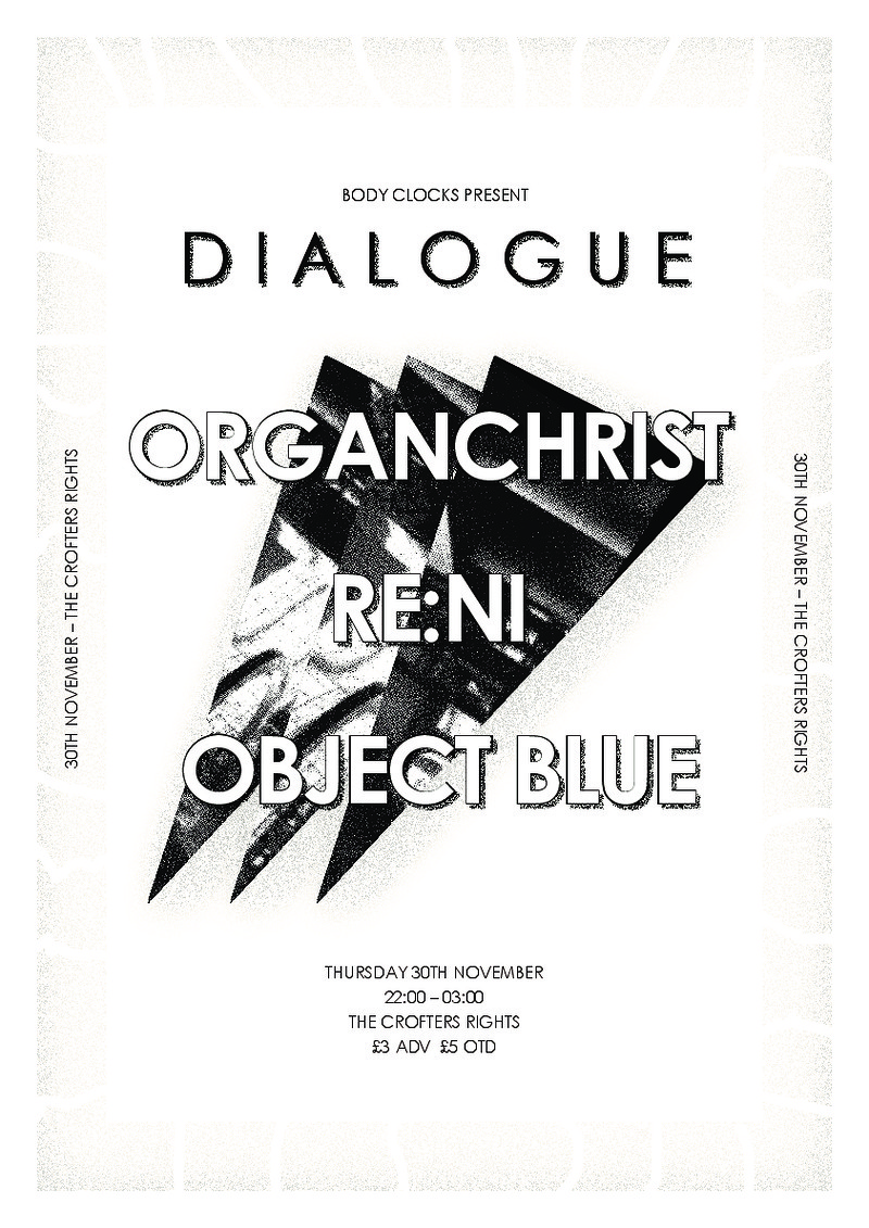 object blue at Crofters Rights