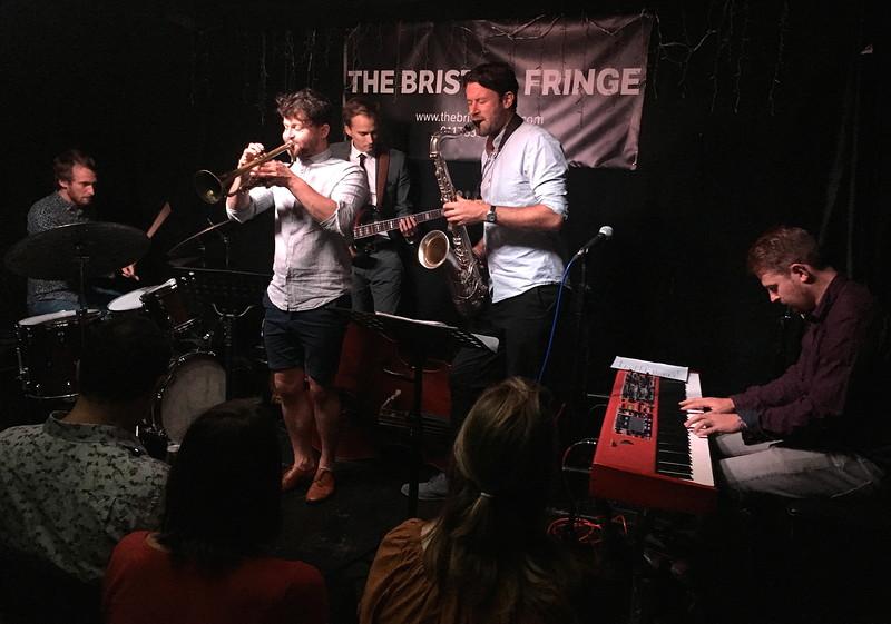at Fringe Jazz