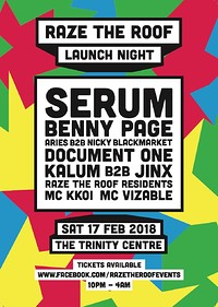 Raze The Roof: Launch Night   in Bristol