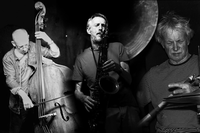 ALT Trio Halftone Foster/Grigg/Papaioannou/Sneddon at Cafe Kino