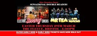 Electric Swing Circus & Mr Tea And The M in Bristol