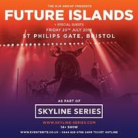 Future Islands (Skyline Series) in Bristol