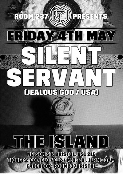 Room 237 presents Silent Servant tickets