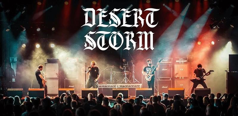 Desert Storm at Exchange