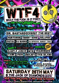 WTF4 feat. HamChild Takeover in Bristol