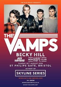 The Vamps (Skyline Series) in Bristol