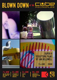 Super 8 Sculpture Films by Ian Helliwell in Bristol