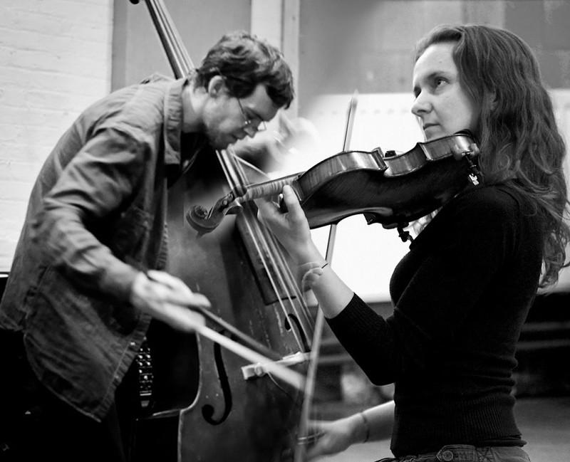Unity Trio, Grigg / SALTINGS duo, Lash / Magda  in Bristol 2018
