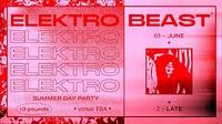 Elektro Beast: Day Party in Bristol