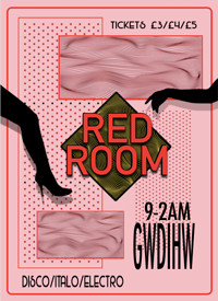RED ROOM in Bristol