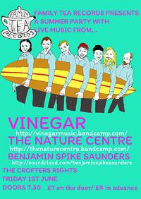 Vinegar/ The Nature Centre / Benjamin Spike Saunde in Bristol