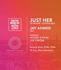 FBWL X Constant Circles Day Party w/ Just Her in Bristol