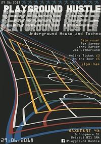 Playground Hustle in Bristol